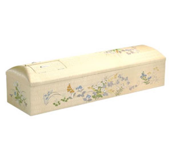 【棺】ドーム型刺繍棺