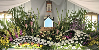 祭壇施工例1