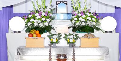 家族葬プランセレクト1日葬