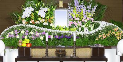 家族葬プランセレクト家族葬35