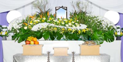家族葬プランセレクト家族葬20