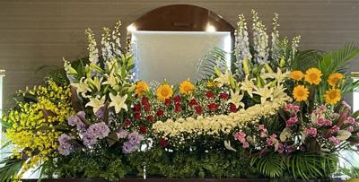 祭壇施工例8