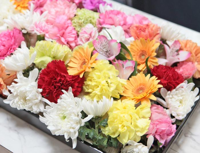 【お別れ花】5,400円(税込)
