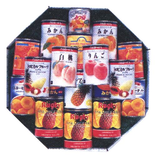 【SR-11】フルーツ缶詰 17,600円