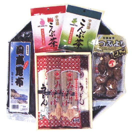 【SR-53】乾物・乾麺類 11,000円