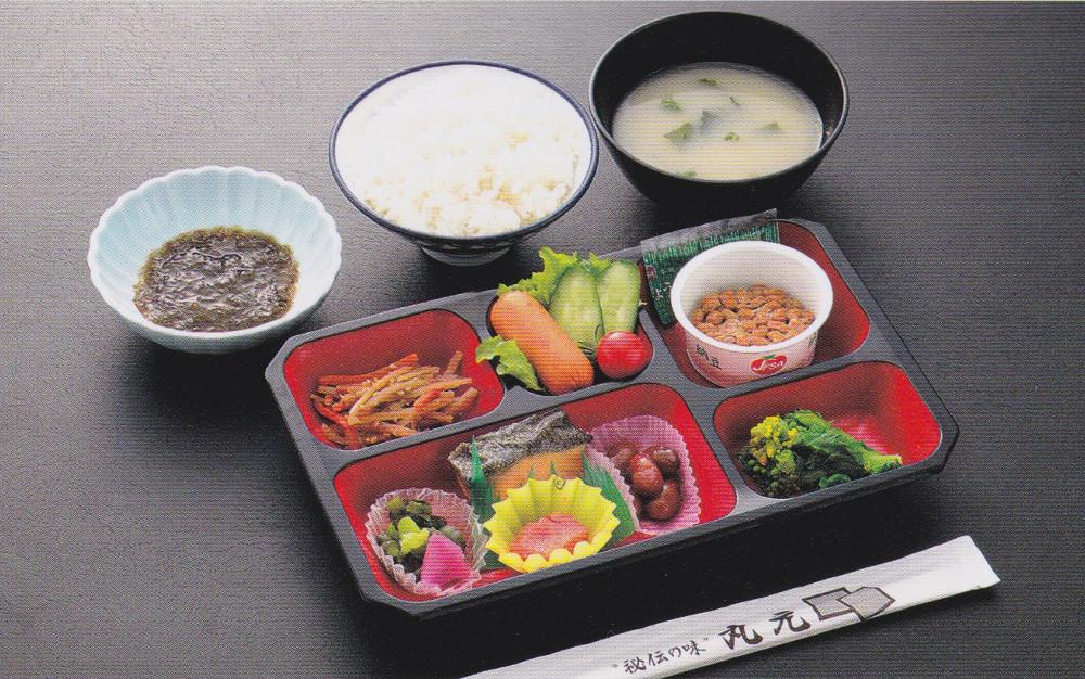 【朝定食】 1,000円(税別)
